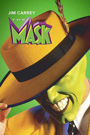 The Mask (1994), On Demand Movie, Adventure DigitalMovies, Comedy DigitalMovies, Romance DigitalMovies, Sci-Fi & Fantasy DigitalMovies, Fantasy DigitalMovies, Sci-Fi