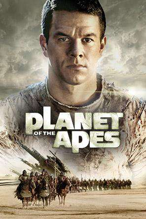 Planet Of The Apes (2001), On Demand Movie, Action DigitalMovies, Adventure DigitalMovies, Drama DigitalMovies, Sci-Fi & Fantasy DigitalMovies, Fantasy DigitalMovies, Sci-Fi