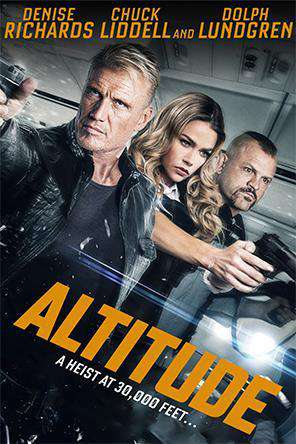 Altitude, Movie on DVD, Action