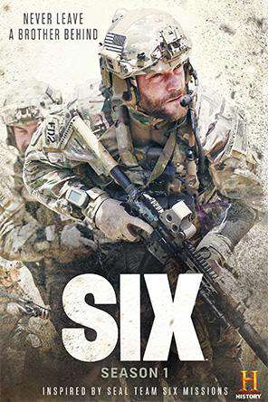 Six, Movie on DVD, Special Interest Movies, Action
