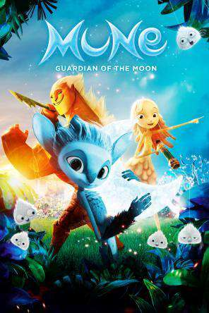 Mune: Guardian of the Moon, Movie on DVD, Family