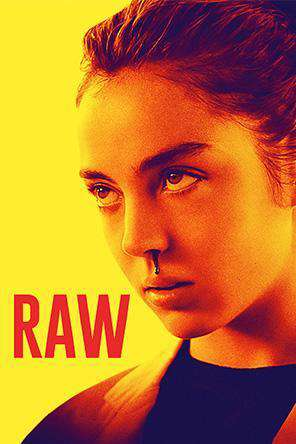 Raw, Movie on DVD, Horror