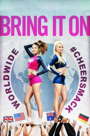 Bring It On: Worldwide #Cheersmack, Movie on DVD, Comedy