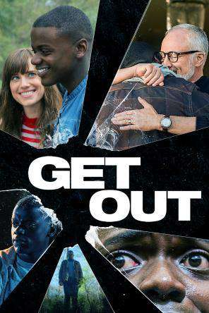 Get Out, Movie on DVD, Thriller & Suspense