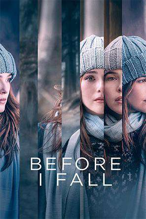 Before I Fall, Movie on DVD, Drama