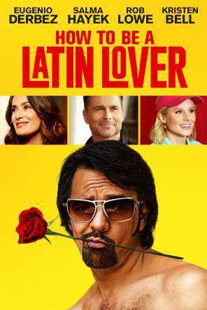 How To Be A Latin Lover, Movie on DVD, Comedy