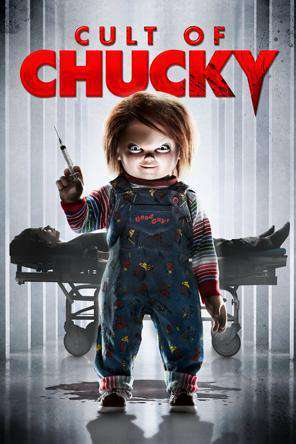 Cult of Chucky, Movie on DVD, Horror