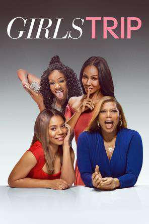 Girls Trip, Movie on DVD, Comedy