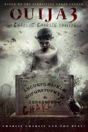 Ouija 3: The Charlie Charlie Challenge, Movie on DVD, Horror