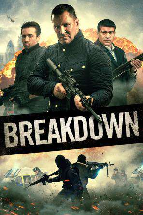 Breakdown (2017), Movie on DVD, Action Movies, Thriller & Suspense