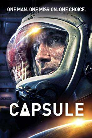 Capsule, Movie on DVD, Action Movies, Sci-Fi & Fantasy