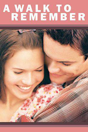 A Walk to Remember, On Demand Movie, Drama DigitalMovies, Romance
