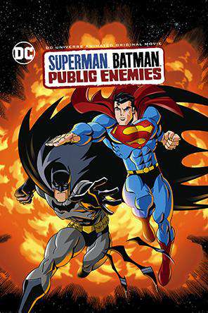 Superman/Batman: Public Enemies, On Demand Movie, Action DigitalMovies, Adventure DigitalMovies, Animated DigitalMovies, Sci-Fi & Fantasy DigitalMovies, Fantasy DigitalMovies, Sci-Fi