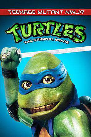 Teenage Mutant Ninja Turtles, On Demand Movie, Action DigitalMovies, Adventure