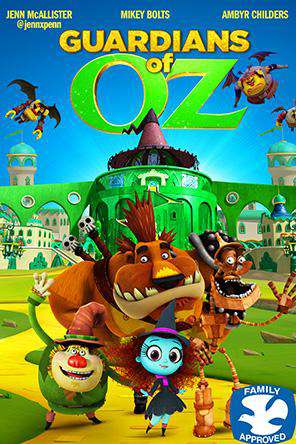 Guardians of Oz, On Demand Movie, Family