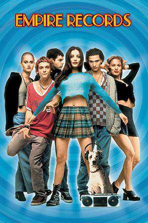 Empire Records, On Demand Movie, Comedy DigitalMovies, Drama