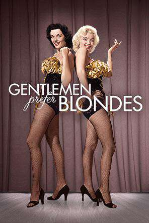 Gentlemen Prefer Blondes, On Demand Movie, Comedy DigitalMovies, Special Interest