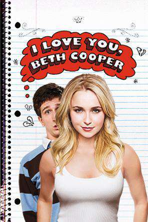 I Love You, Beth Cooper, On Demand Movie, Comedy