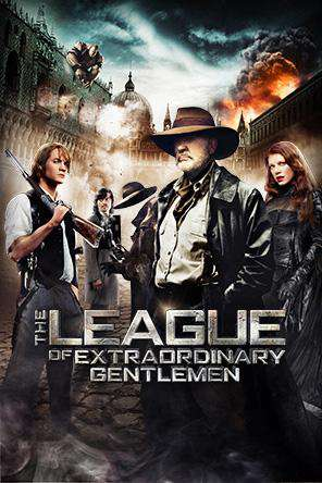 League Of Extraordinary Gentlemen, On Demand Movie, Action DigitalMovies, Adventure DigitalMovies, Drama