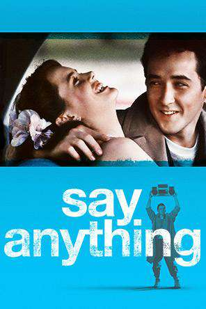 Say Anything, On Demand Movie, Comedy DigitalMovies, Romance