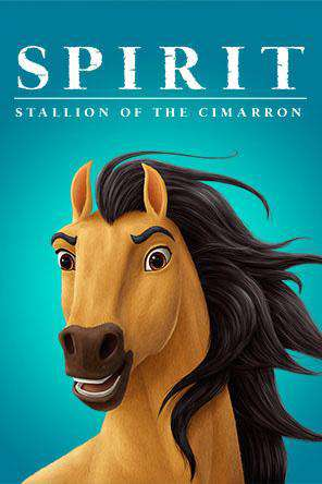 Spirit: Stallion of the Cimarron, On Demand Movie, Action DigitalMovies, Adventure DigitalMovies, Family DigitalMovies, Kids