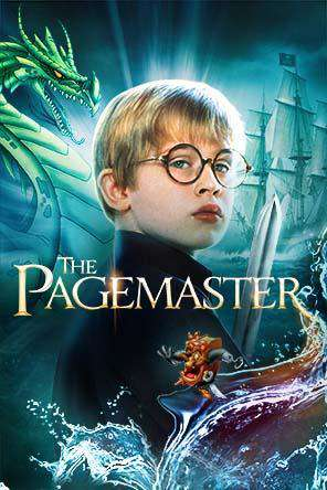 The Pagemaster, On Demand Movie, Action DigitalMovies, Adventure DigitalMovies, Comedy DigitalMovies, Family DigitalMovies, Kids