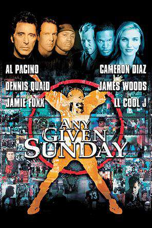 Any Given Sunday, On Demand Movie, Drama DigitalMovies, Special Interest
