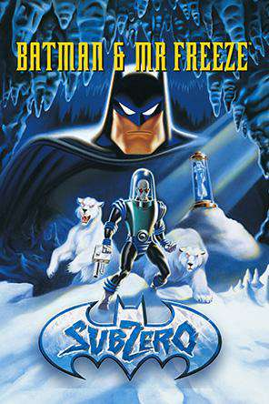 Batman & Mr. Freeze: Sub Zero, On Demand Movie, Action DigitalMovies, Adventure DigitalMovies, Animated