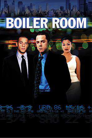 Boiler Room, On Demand Movie, Drama
