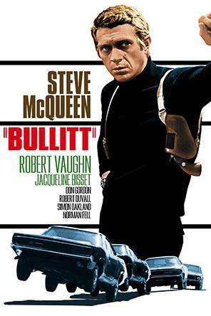 Bullitt, On Demand Movie, Drama DigitalMovies, Thriller & Suspense