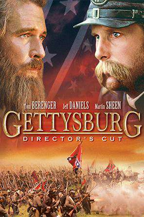 Gettysburg - Director's Cut, On Demand Movie, Drama