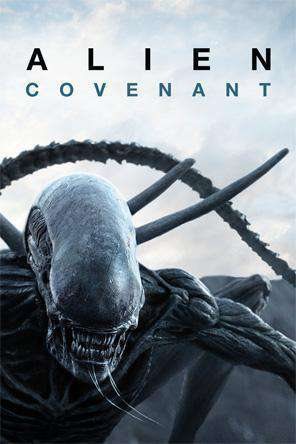 Alien: Covenant, Movie on DVD, Sci-Fi & Fantasy Movies, Action