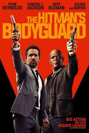 The Hitman's Bodyguard, Movie on DVD, Action Movies, Comedy Movies, Adventure