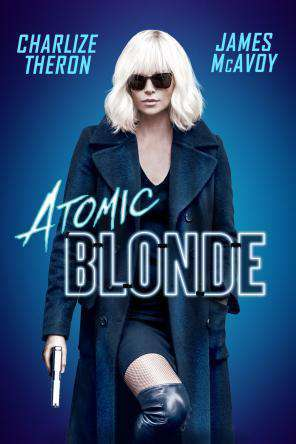 Atomic Blonde, Movie on DVD, Thriller & Suspense Movies, Action