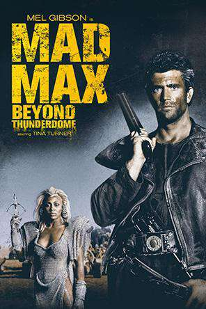 Mad Max 3: Beyond Thunderdome, On Demand Movie, Action DigitalMovies, Adventure DigitalMovies, Sci-Fi & Fantasy DigitalMovies, Fantasy