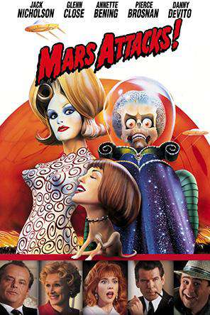 Mars Attacks!, On Demand Movie, Adventure DigitalMovies, Comedy DigitalMovies, Sci-Fi & Fantasy DigitalMovies, Fantasy DigitalMovies, Sci-Fi
