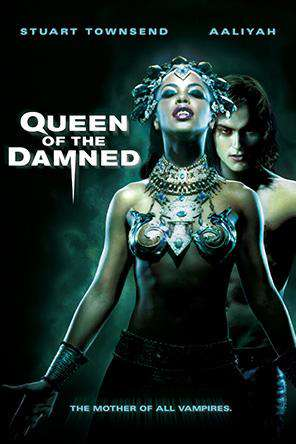 Queen of the Damned, On Demand Movie, Drama DigitalMovies, Horror DigitalMovies, Thriller & Suspense DigitalMovies, Suspense