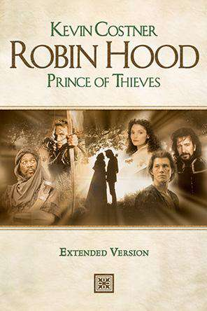 Robin Hood: Prince of Thieves (Extended Version), On Demand Movie, Action DigitalMovies, Adventure DigitalMovies, Drama DigitalMovies, Romance