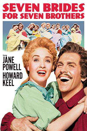 Seven Brides for Seven Brothers, On Demand Movie, Action DigitalMovies, Adventure DigitalMovies, Romance DigitalMovies, Special Interest