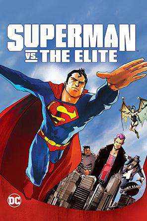 Superman vs. the Elite, On Demand Movie, Action DigitalMovies, Adventure DigitalMovies, Animated DigitalMovies, Sci-Fi & Fantasy DigitalMovies, Sci-Fi