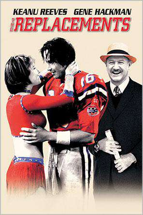 The Replacements, On Demand Movie, Comedy DigitalMovies, Special Interest