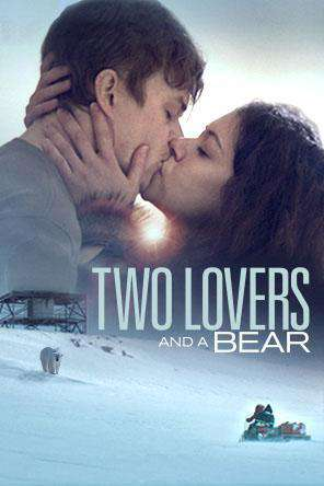 Two Lovers and a Bear, Movie on DVD, Drama