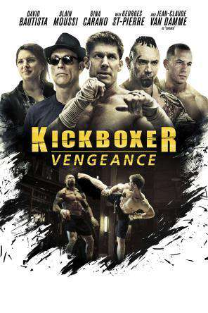 Kickboxer: Vengeance, Movie on DVD, Action