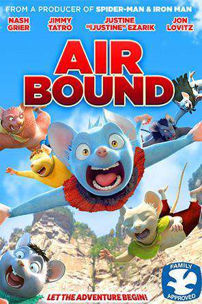 Air Bound, Movie on DVD, Animated Movies, Family