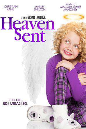 Heaven Sent, Movie on DVD, Family Movies, Seasonal