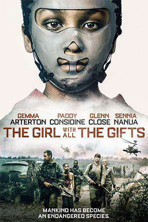Girl With All The Gifts, Movie on DVD, Thriller & Suspense