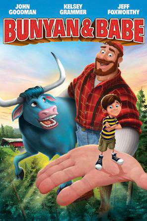 Bunyan And Babe, Movie on DVD, Family Movies, Kids