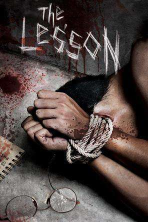 The Lesson, Movie on DVD, Horror Movies, Thriller & Suspense