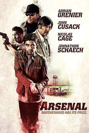 Arsenal, Movie on DVD, Action Movies, Thriller & Suspense