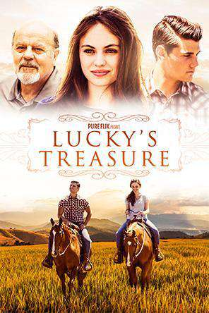 Lucky's Treasure, Movie on DVD, Family